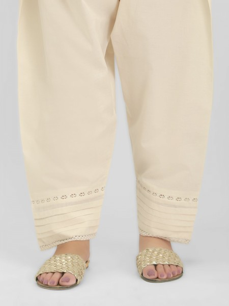 Edenrobe tights and trousers EWBP21-76312 - Cream