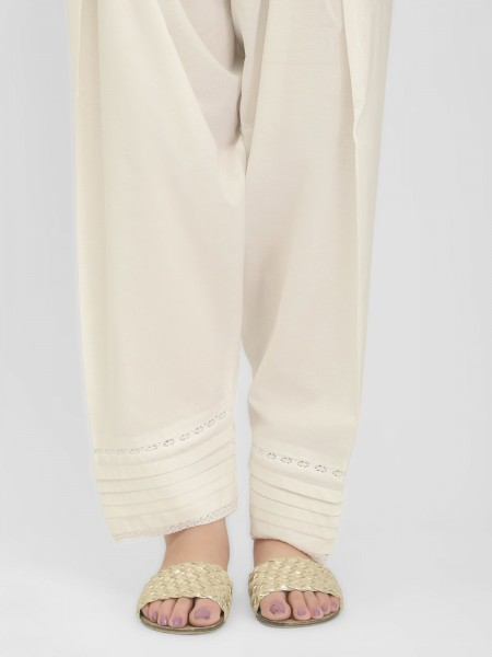Edenrobe tights and trousers EWBP21-76314 - White