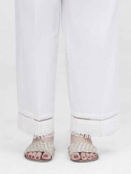Edenrobe tights and trousers EWBP21-76315 - Off White