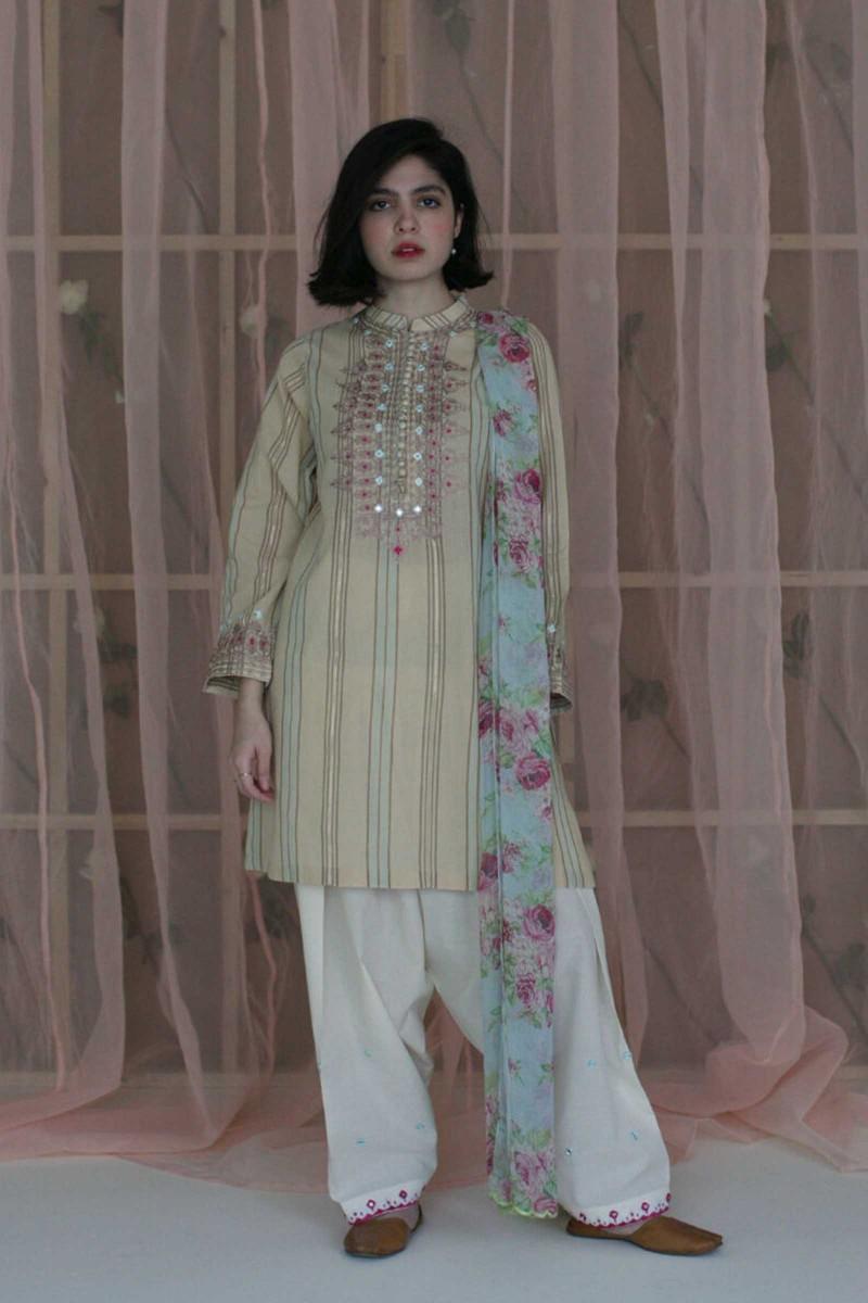 Zara Shahjahan Areera Spring Collection Zc 1486