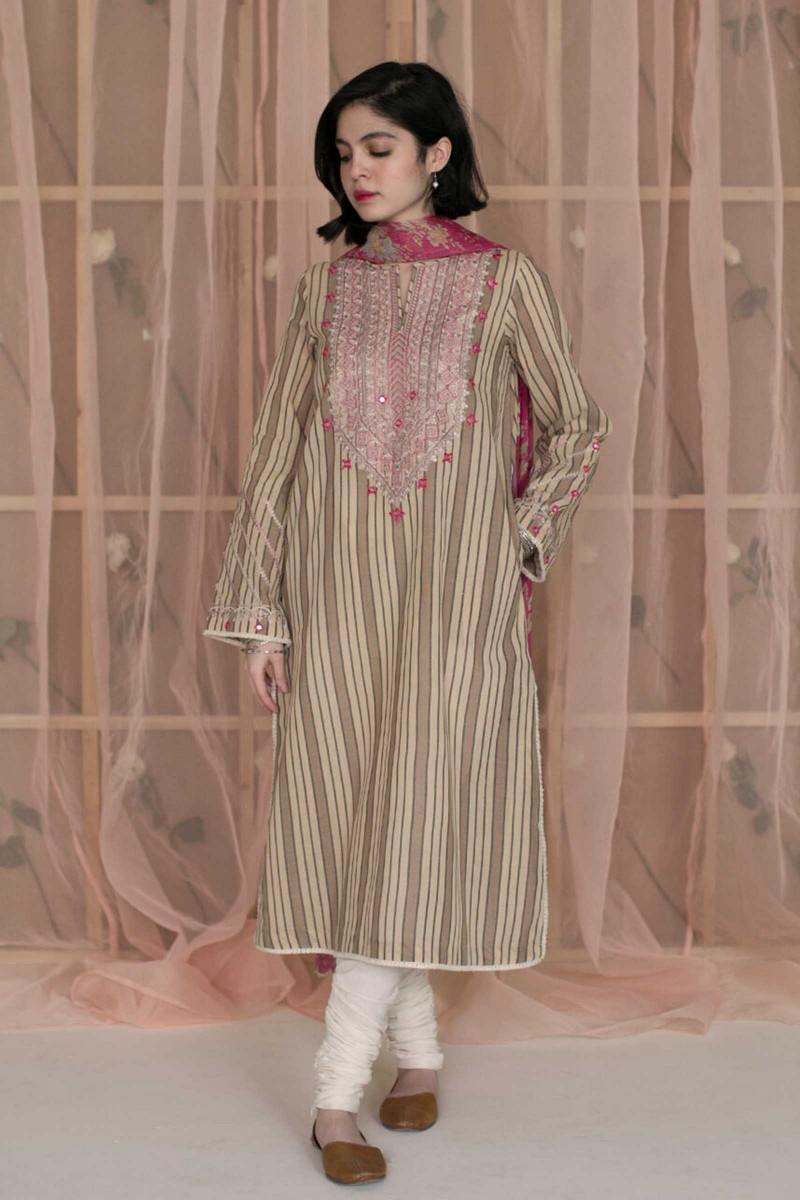 Zara Shahjahan Areera Spring Collection Zc 1490