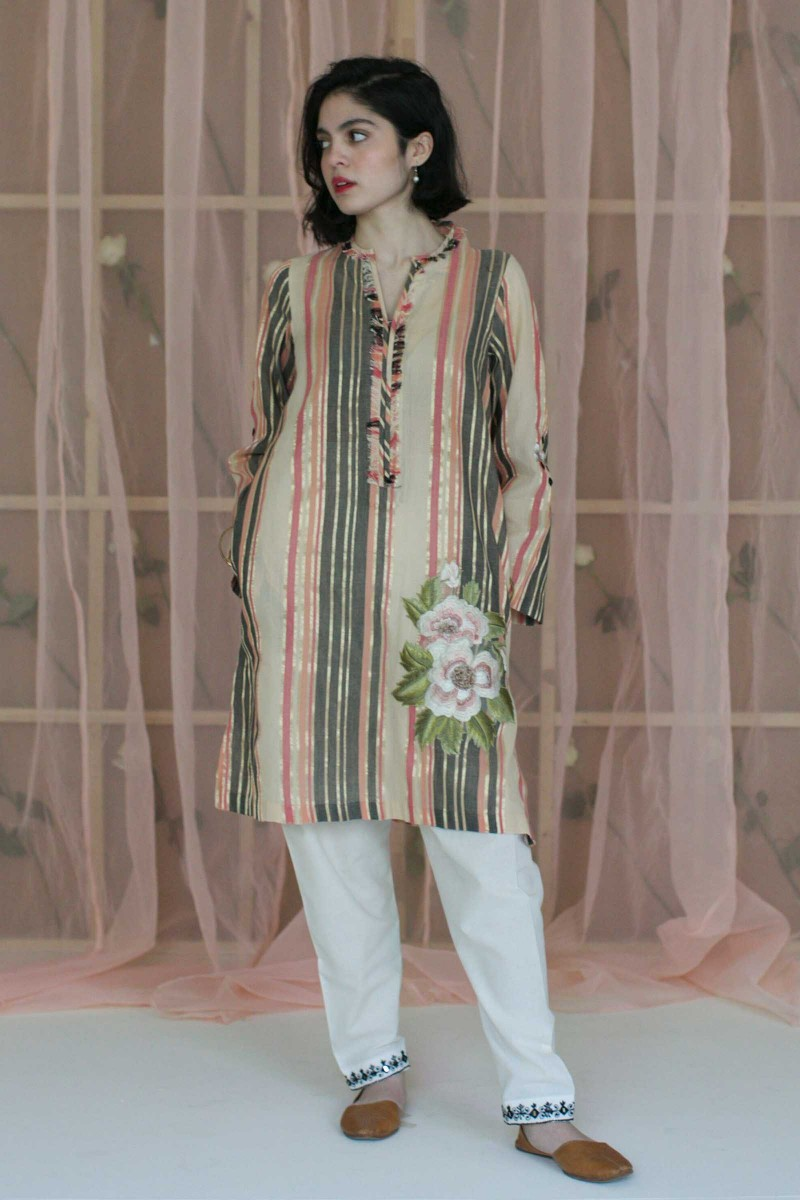 Zara Shahjahan Areera Spring Collection Zc 1487