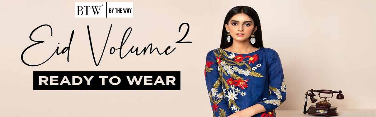 By The Way EID Collection ready to wear vol2