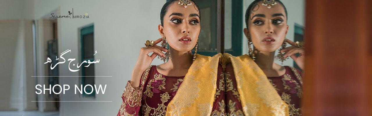 IMROZIA Sooraj Garh Premium Collection'21