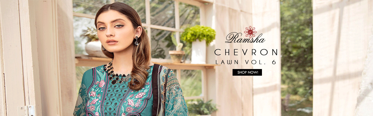 Ramsha Luxury Chiffon Collection Vol-20