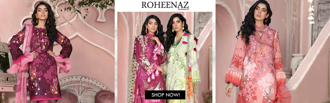 Roheenaz Summer Collection21