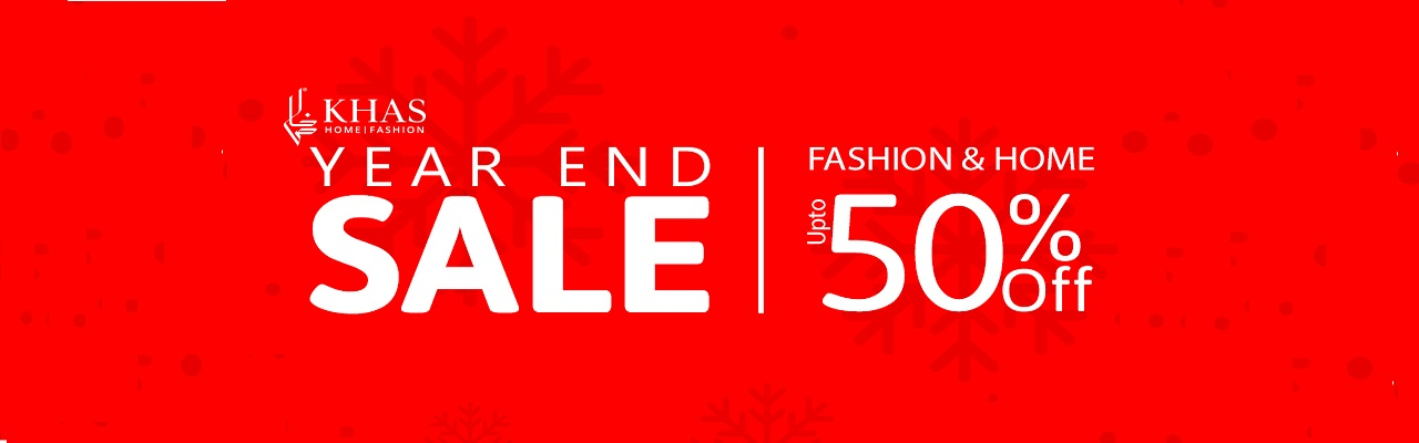 Khas Store Year End Sale
