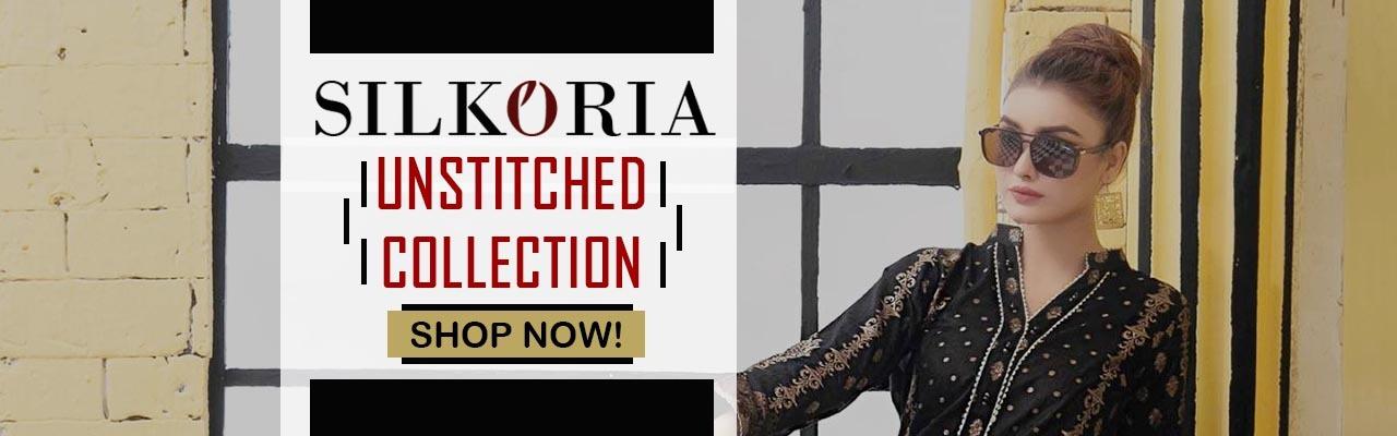 Salitex Silkoria Unstitched Collection