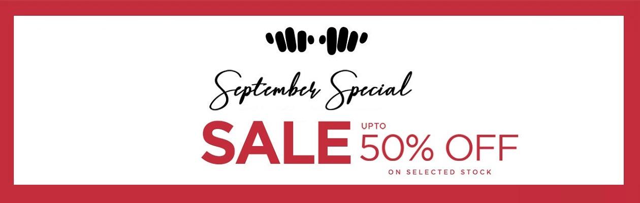 Khaadi September Sale