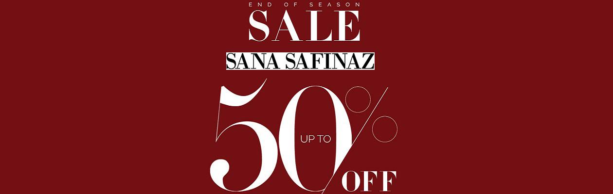 Sana Safinaz Sale Products